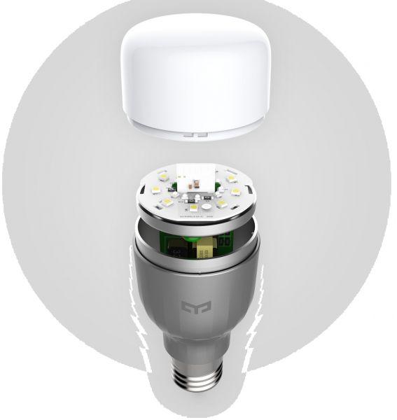 چراغ حبابی چندرنگ شیائومی item XL 11082885 15238184