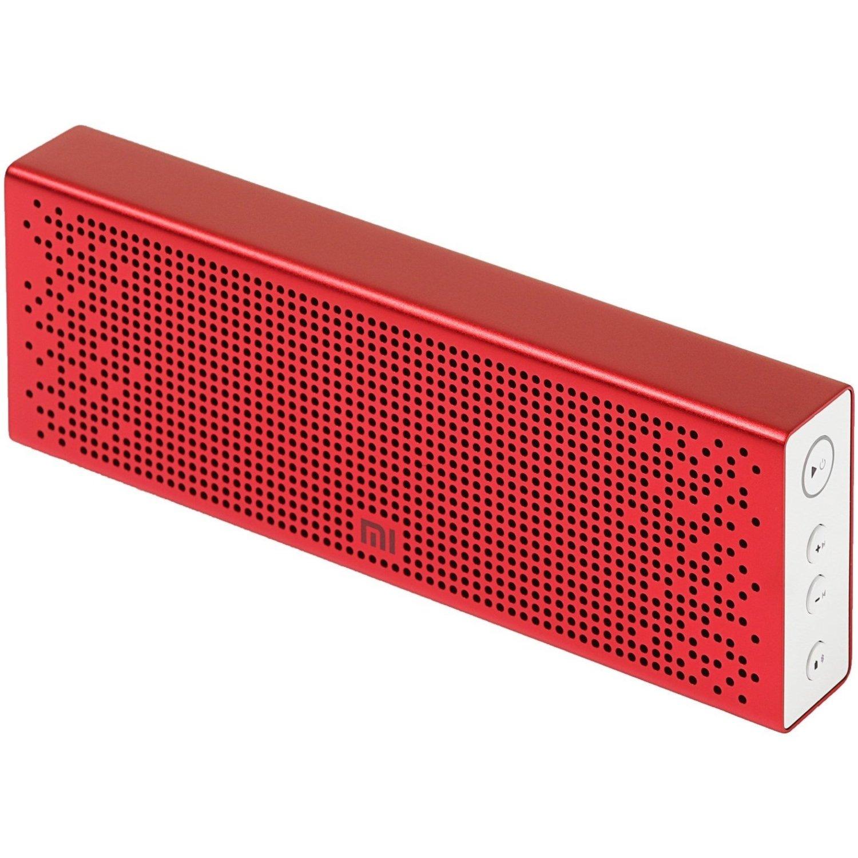 اسپیکر بلوتوثی شیائومی xiaomi mi bluetooth speaker red 0 1500x1500