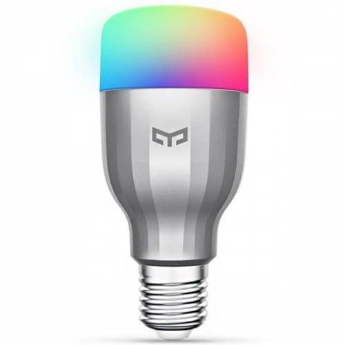 چراغ حبابی چندرنگ شیائومی yeelight yldp02yl colorful light smart led bulb generation i